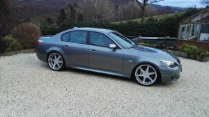 Audison Full DA BMW e60
